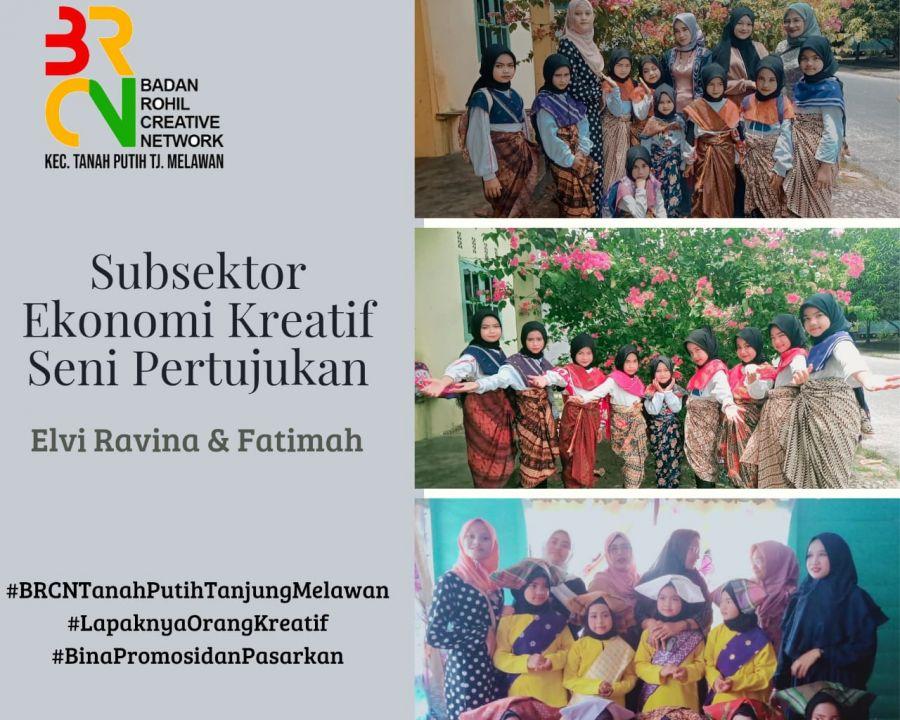 Badan Rohil Creatif Network TPTM Fokus Kembangkan Seni Tari Lewat Komunitas Sanggar