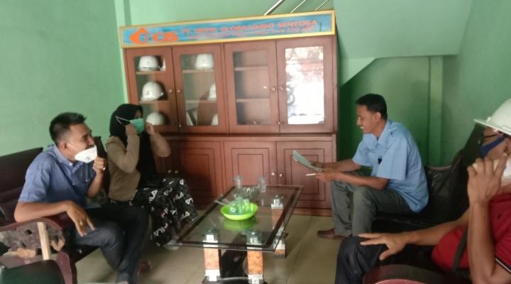 BRCN Tanah Putih Tanjung Melawan Jalin Sinergitas bersama PT DGS TPTM