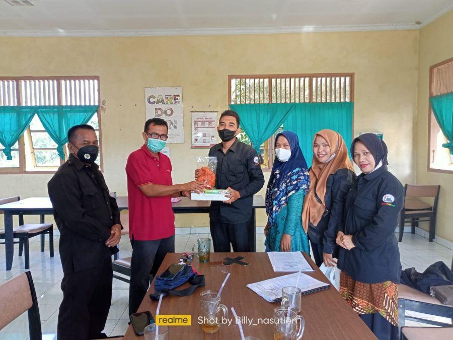 BRCN Tanah Putih Tanjung Melawan Silaturahmi, Ke Kantor PT Ruas Utama Jaya
