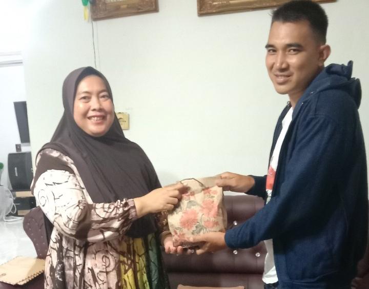 BRCN TPTM Silaturahmi Kerumah Anggota DPRD Rohil Elfa Rinda