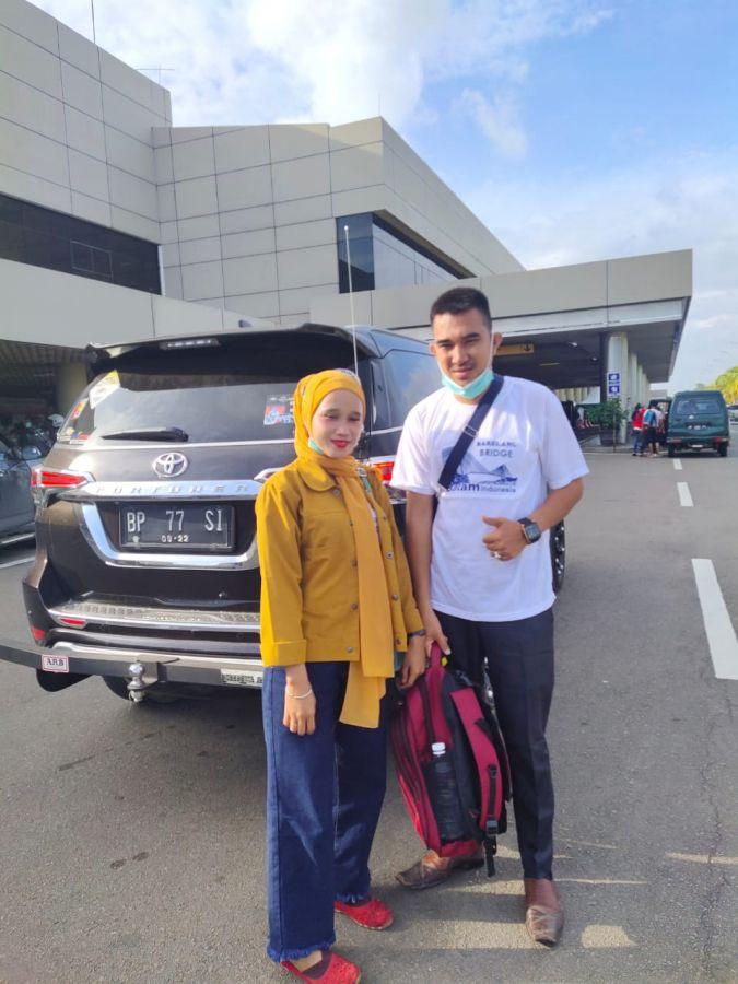 Rahmat Pantun Anak Rohil Wakili Riau di Lomba Pantun Tingkat Nasional