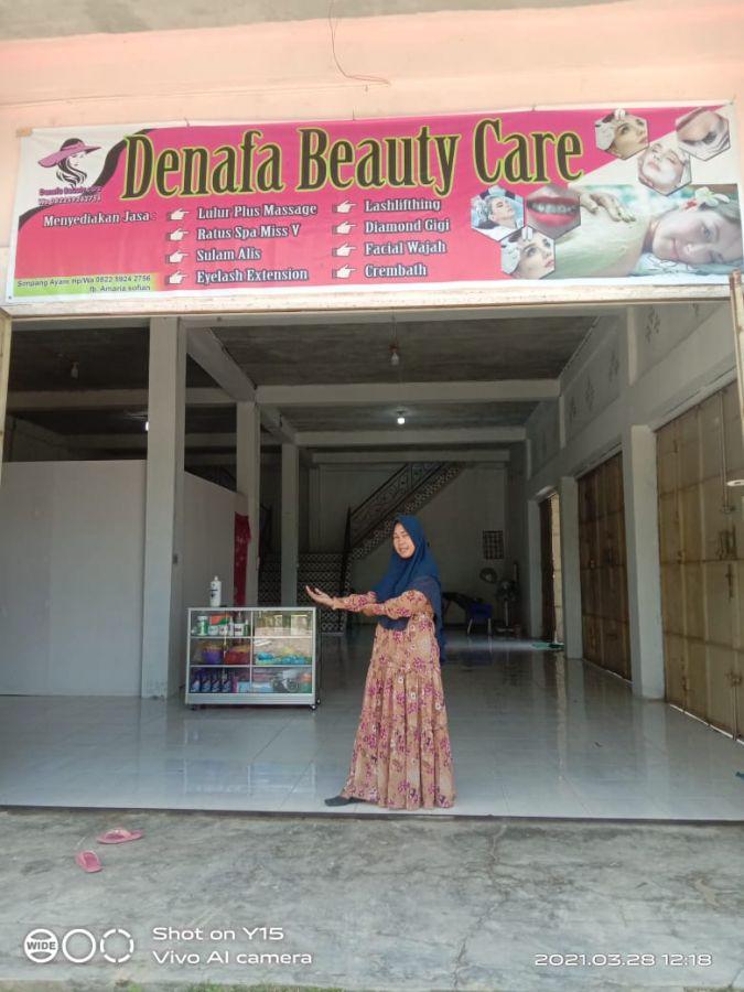 Salon Kecantikan Denafa Beauty care Hadir Di Tanah Putih Tanjung Melawan Rohil