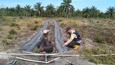 Dukung Program Kapolri, Polsek TPTM Kembangkan Program Kampung Tangguh untuk Penanganan Covid19