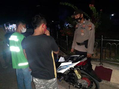 Kegiatan Rutin Kepolisian Yang Ditingkatkan (KRYD), Dilaksanakan Polsek TPTM Rohil