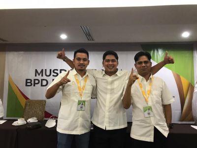 Ketua Tim Auni asal BPC Rohil solidkan BPC menangkan Rahmat Ilahi*