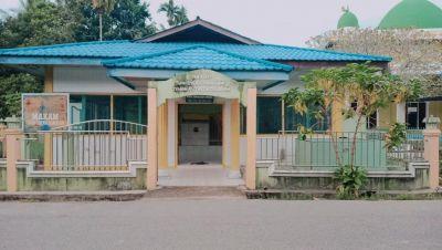 Makam Tuan Syekh Zainuddin Rokan Tanah Putih