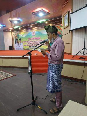 Pengurus Wilayah DPW-RMB-LHMR Rohil Dilantik