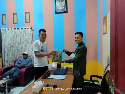Pererat Silaturahmi, BRCN TPTM Temui Datuk Penghulu Dan Lurah Se Kecamatan TPTM