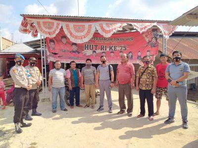 Polsek Rimba Melintang Laksanakan Giat Koordinasi PAC Organisasi PP Kec Rimba Melintang