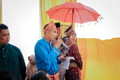 Rahmat Pantun : Berharap Dukungan dan Binaan dari Bupati dan Wakil Bupati Baru Pelestarian Seni Budaya